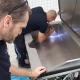 Inspektion an Gastro Küchengeräten und Spültechnik